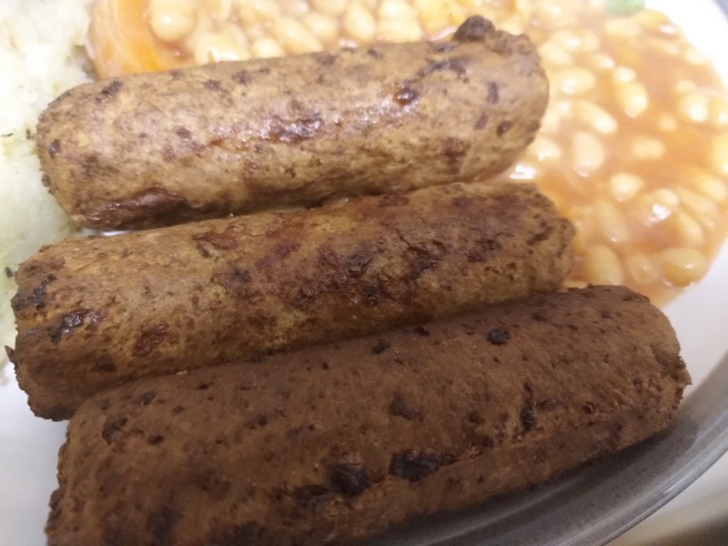 Linda McCartney Lincolnshire Vegetarian Sausages